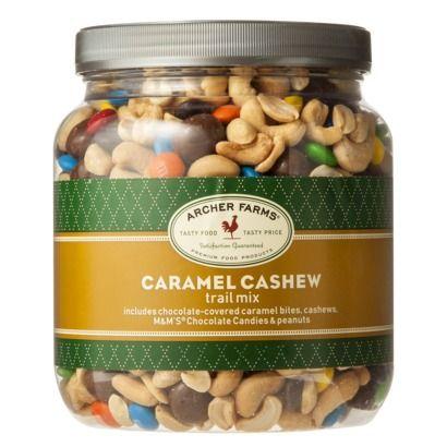 target store jar cashews   Archer Farms® Caramel Cashew Trail Mix - 37 oz.