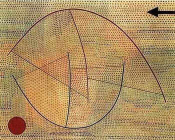 In copula - Paul Klee