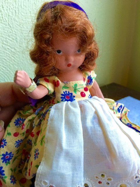 Nancy ann Storybook Doll-Storybook Series-Nursery by Jewelmoon