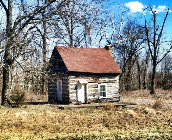 Crabtree falls cabin