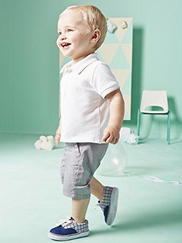 Set aus Poloshirt und Bermudas Baby Jungen , Farbe: Weiß/Gestreift , Größe: 80 Vertbaudet http://www.amazon.de/dp/B00TODOEF6/ref=cm_sw_r_pi_dp_cNk7ub17P99NA