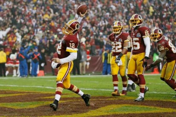 Kirk Cousins - Sunday's hero (Ravens game) - and now the hero of the win over the Browns!