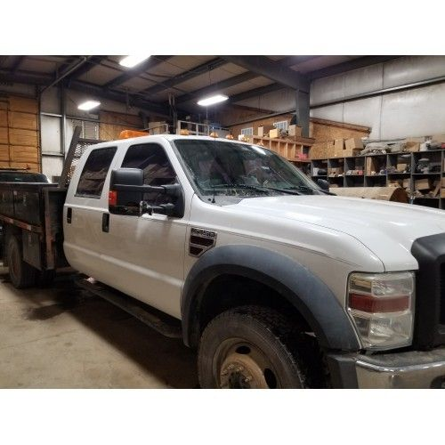 2008 Ford F450 Service Truck For Sale In Kalispell Mt 59901
