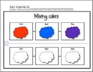 Color -- Flow Map