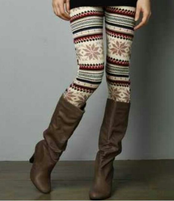Want these winter leggings!