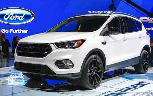 2018 Ford Focus Escape Review With Images Ford Escape Ford