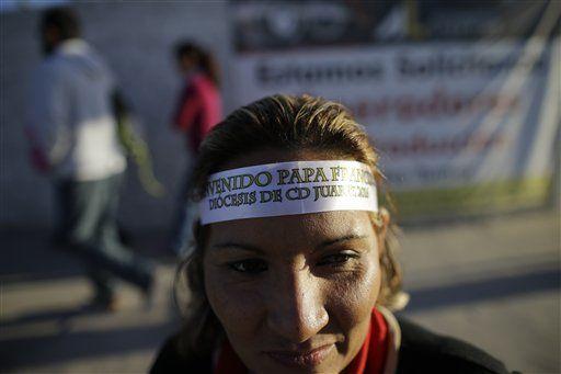 LO ULTIMO: Esperan que papa hable sobre violencia en Juárez - http://a.tunx.co/Ew43K