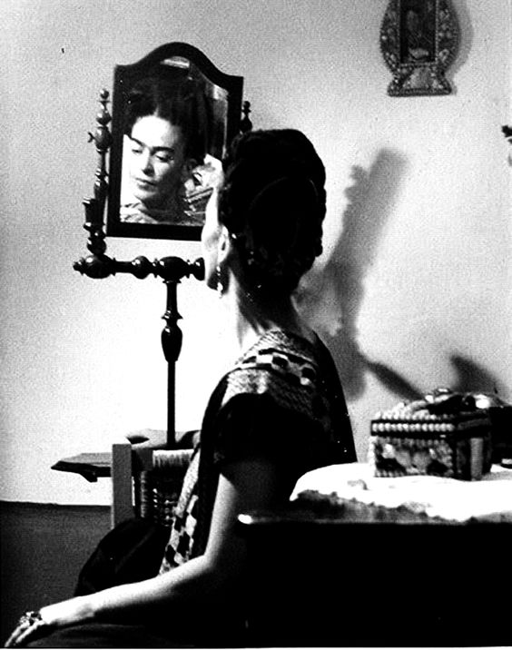 "zoenoelle: ""frida kahlo. i've been awfully obsessed with her lately. """