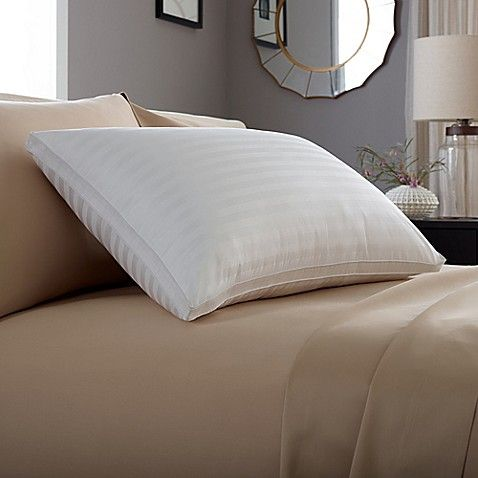 Never Worry About A Flat Pillow Again With The Therapedic Won T