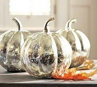 DIY tutorial on how to make your own mercury glass decor!  So easy and inexpensive!
