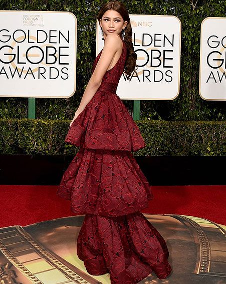 golden globes 2016 zendaya - Google Search: