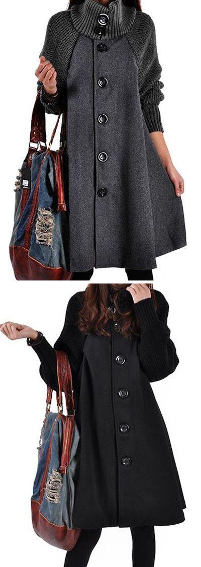 Chic Casual Coat