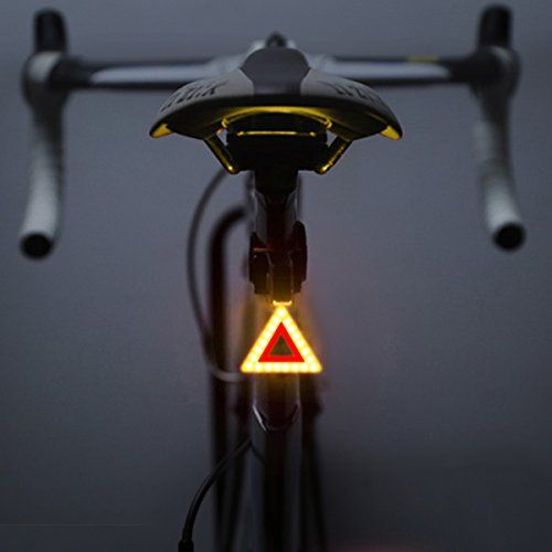 Cheap Bike Taillight Outerdo Rear Bike Light Usb Rechargeable 70