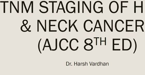 Pin On Ajcc Staging 8th Edition