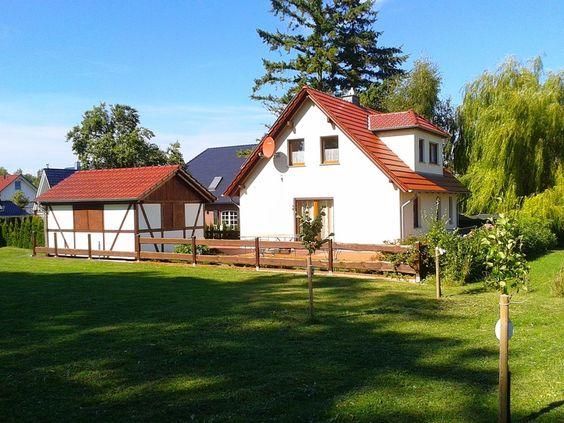 #Ferienhaus am #Fleesensee #meckpomm #urlaub #ferien #seenplatte #urlaubamsee
