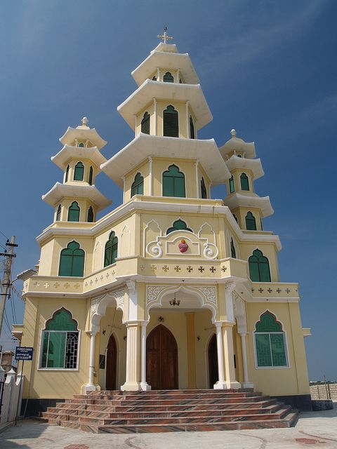 St. Roch's Church, India