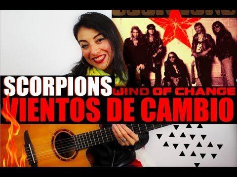 Scorpions Vientos De Cambio Wind Of Change Cover Clauzen Villarreal Youtube Wind Of Change Cover Wind