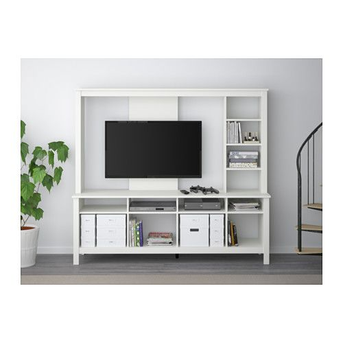 Chambres de devqnt meubles and le loft on pinterest - Muebles tv ikea ...