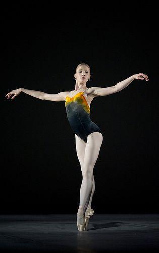 Melissa Hamilton in Tryst, The Royal Ballet © ROH/Bill Cooper, 2010 | Flickr - Photo Sharing!
