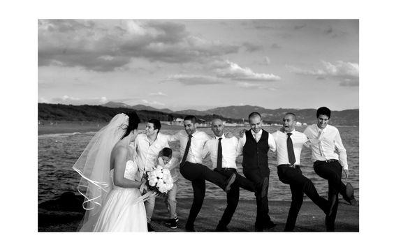 Felicità!  #bridal #wedding #dress www.amatelier.com  ph: cielle
