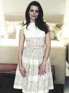 When I grow up I want to dress like Charlotte York.