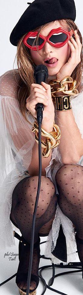 Behati Prinsloo - Vogue Brazil