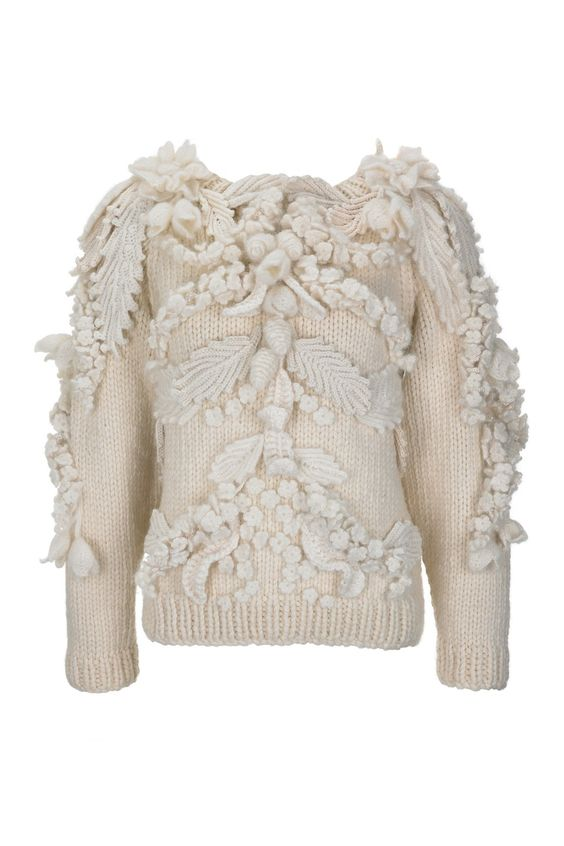 Alexander McQueen | The Christmas Jumper gets a high fashion makeover