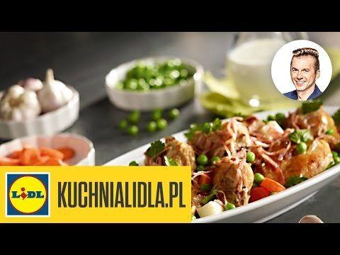 Krolik Duszony W Marchewce I Masle Karol Okrasa Przepisy Kuchni Lidla Youtube Food Rice Grains