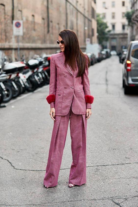 Milan Fashion Week Street Style for September 2018 | Who What Wear UK