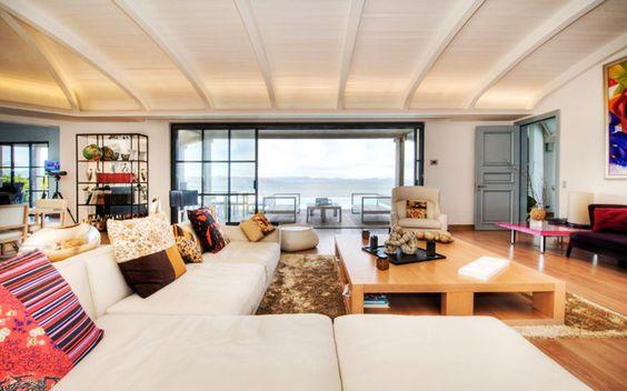 Luxury Villa in Saint-Tropez, France: Villa des Parcs