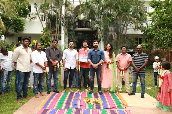 "Arun Vijay and Karthick Narain collaborate with Lyca Productions for ""MAFIA"""