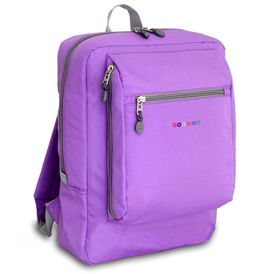 J World Art Backpack Orchid