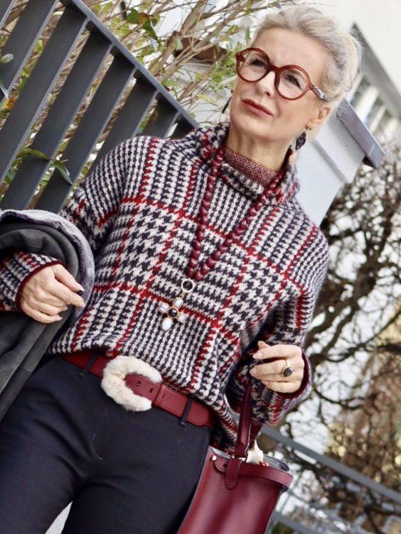 Mut zum ureigenen Style ist keine Frage des Alters