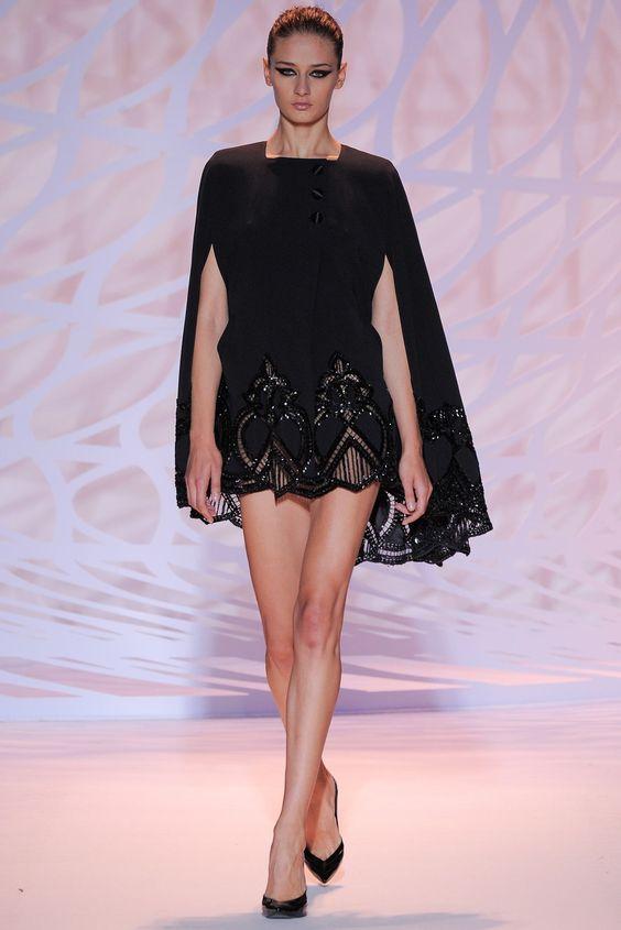 Zuhair Murad Fall 2014 Couture Fashion Show - Daniela Aciu (MAJOR)