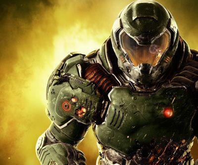 Doom - PS4, Xbox One & PC - http://www.jeuxvideo.org/2016/05/doom-ps4-xbox-one-pc/