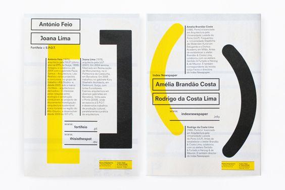 Actos (Im)próprios — Saídas Criativas em Arquitectura by And atelier , via Behance