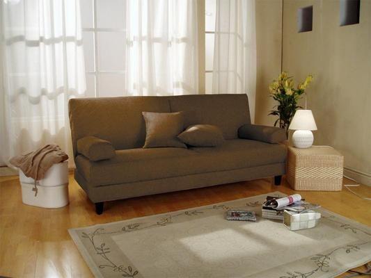 Blizzard Contemporary Klik Klak Sofa Bed With Storage