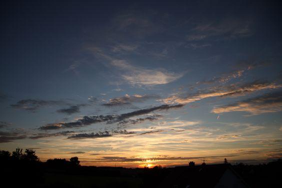 Sunset Sonnenuntergang