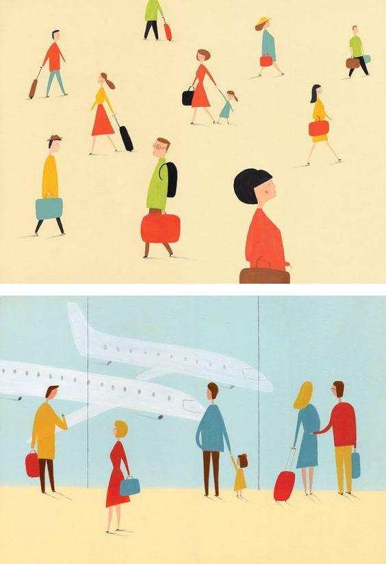 Ekaterina Trukhan Illustration