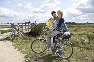 Itinéraire autour du Golfe du Morbihan — Bretagne à vélo