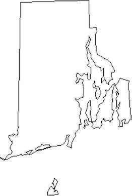Plan Your New England Vacation  Coloring Rhode Island