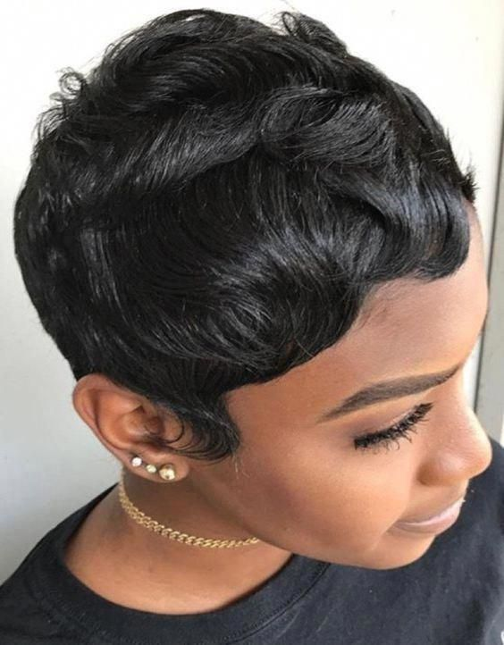 21 Short Black Hairstyles For African Americans Short Hair