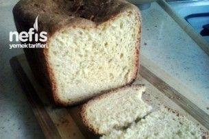 Ekmek Makinesinde Mısır Ekmeği 3