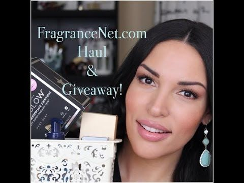 FragranceNet.com #Haul & #Giveaway #Nars, #YSL, #Glamglow & more! @FragranceNet #fragrancenet