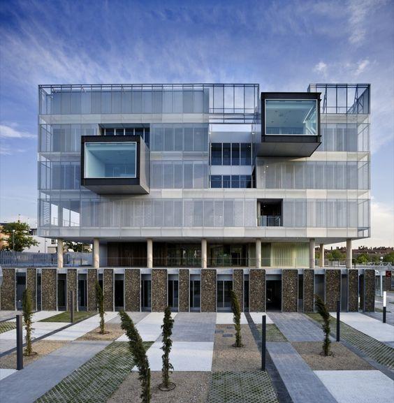 Technal na nova Estação Fuencarral-El Pardo / VOLUAR Arquitectura