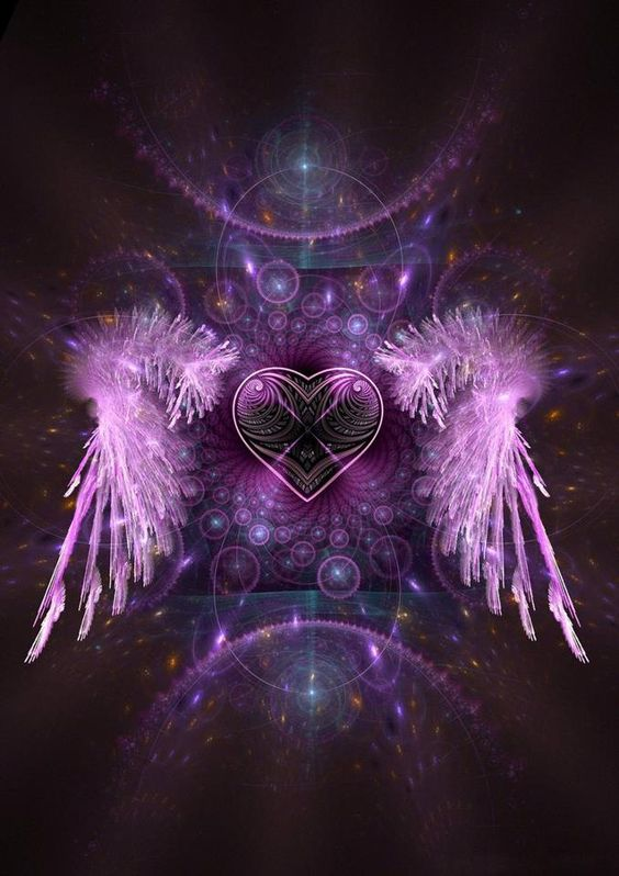 The Violet Flame is a Divine spiritual gift given to humanity by the Ascended Master Saint Germain in order to transmute negative energy and negative...: