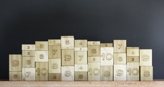 Wood addition blocks - by Oh Dier $35