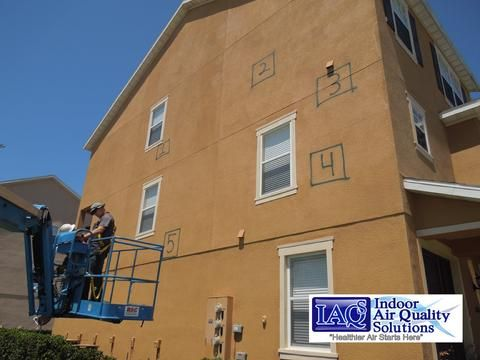 Florida Building Envelope Inspections, Indoor Air Quality Solutions, IAQS