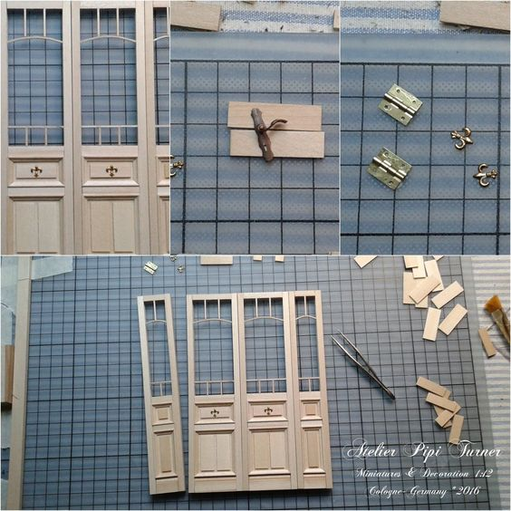Pipi Turner Miniatures ♥: Working door & ♥ Pipi Turner Miniatures ♥: Working door | Modellismo ... Pezcame.Com