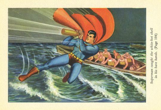 The Chronological Superman